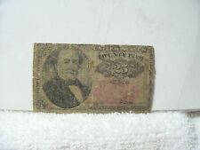 United States 25 Cents Fractional Currency Fifth Issue