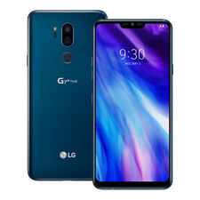 "NUEVO LG G7 Plus ThinQ (LM-G710EAW) 6.1"" 128GB LTE Doble SIM Desbloqueado AZUL"