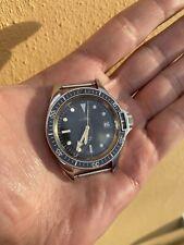 Vintage Nilax Yema Superman diver rare diving watch quartz
