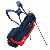 Mizuno BR-D3 Golf Stand Bag - Navy/Red - NEW! 2019