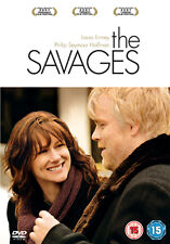 SAVAGES  THE - DVD - REGION 2 UK