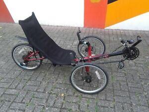 Trike Liegerad Fahrrad Dreirad