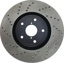 StopTech Disc Brake Rotor Front Right for Subaru Impreza / WRX STI # 128.47022R