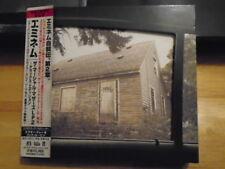 RARE DELUXE JAPAN Eminem 2x CD Marshall Mathers LP 2 rap DR DRE Rihanna SIA fun.