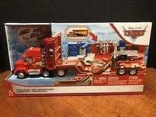 Disney Pixar Cars Mack Hauler Transporter EM4578
