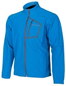 New Men's Klim Inferno Jacket ~ Blue ~ L ~ # 3354-005-140-200