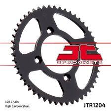 JT Sprockets JTR1204.50 Steel Rear Sprocket, 50T Honda XR100R CRF100F  1985-2013