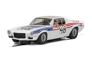 Chevrolet Camaro 1970 Stars n Stripes 1:32 Scalextric Classic Touring Car