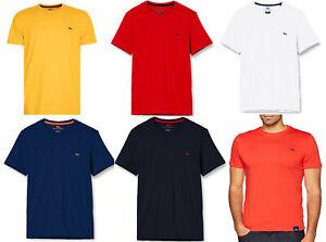 Harmont Blaine Men Crew Neck Short Sleeves Logo Slim fit Jersey T shirt Top Tee