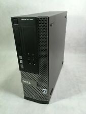 Dell Optiplex 990 SFF Desktop Intel Core i5 CPU 4GB 250GB HDD Windows 10