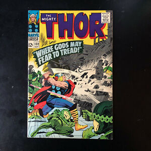 The Mighty Thor #132