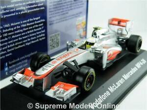 CORGI CC56702 MP4-28 2013 SERGIO PEREZ FORMULA 1 MODEL CAR 1:43 MCLAREN ONE K8