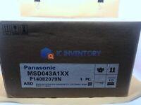1PCS New servo driver MSD043A1XX