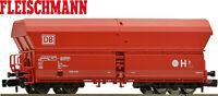 Fleischmann N 852322 Selbstentladewagen Falns183 la DB Ag - Neuf + Emballage