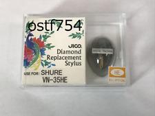 Jico Hyper Elliptical Stylus For Shure VN-35HE V15/III Diamond Replacement