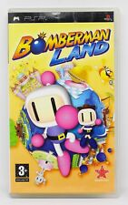BOMBERMAN LAND - PSP - PAL ESPAÑA - SONY - BOMBER MAN