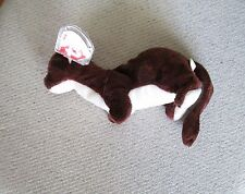 Rare Retired ~ Runner  Ty 2000 Beanie Baby  May 25, 2000 Ferret 3+ Boys & Girls