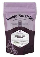 Organic Inca Berries - 150g - Indigo Herbs