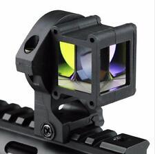 Tactical Reflect Angle Scope Sight 360 Degree Rotate Sight 20mm Picatinny Rail