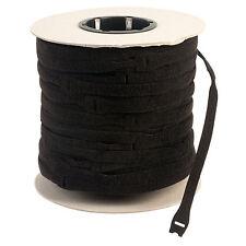 25 x velcro marchio ® ONE Wrap Fascette gancio e passante Cinturino Nero 13 mm x 200 mm