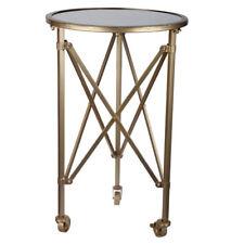 Tennyson Side Table w/ Mirror Top D17