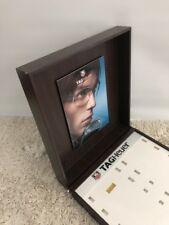 Authentic Tag Heuer Display Panomara Display Wood With Container Storage DISPLAY