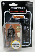 Kenner Star Wars The Mandalorian- Din Djarin & The Child Figure & Accessories