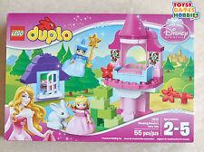 *NEW* LEGO Duplo Sleeping Beauty's Fairy Tale Set 10542 Disney Princess Castle