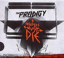 Invaders Must Die ( Ltd.Pur Edt.) von Prodigy,the | CD | Zustand gut