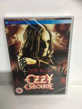 Ozzy Osbourne God Bless DVD New & Sealed. Region Free. Freepost In Uk.