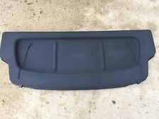 NEW OEM NISSAN 2014-2017 VERSA NOTE REAR CARGO COVER - BLACK COLOR ONLY