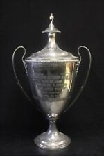 The Princeton Outdoor 1935 Horse Show Silverplate Trophy