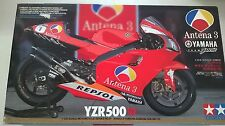 KIT TAMIYA 1:12 MOTO YAMAHA YZR 500 ANTENA 3  2002  TEAM D'ANTIN ART 14091