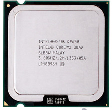 Intel Core 2 Quad Q9650 Q9650 - 3GHz Quad-Core PC Processeur CPU