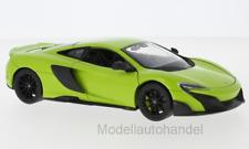 McLaren 675LT  hellgrün - 1:24 WELLY   *NEW*