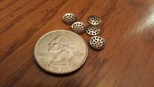 25 BULK Titanium TI Honeycomb Pipe Bong Bowl 420 Filter Screens 8mm FITS ALL