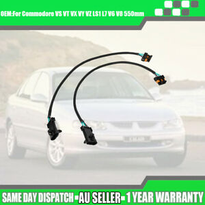 For Commodore VS VT VX VY VZ LS1 L7 V6 V8  O2 Oxygen Sensor Extension Lead 550mm
