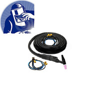 Welding Equipment Tig Torch Package x 12.5ft SSW WP20-12SSW