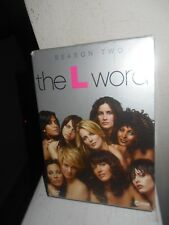 The L Word - The Complete Second Season (DVD, 2005, 5-Disc Set)