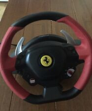 Thrustmaster Ferrari 458 Spider Steering Wheel for XBox One USED