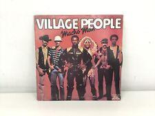 Macho Man - Village People Vinyl Music Record RCA #403