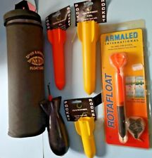 joblot Gardner Tackle Boilie Rocket Carp Barbel Bream Fishing SPOD STORAGE TUBE