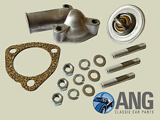 Mga, mgb, mgb-gt' 55 -'67 thermostat, rivets, joint & housing replacement kit
