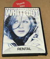 Whiteout (DVD, 2010) ***Previous Rental***