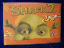 2nd Movie Shrek 2 A Complete Uk Variation Trading Card Set Cards Inc 2004