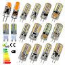 G4/G9 LED Ampoule Lampe 1.5W 2W 3W 6W Spot Light Bulb SMD 3014 AC DC 12V / 220V