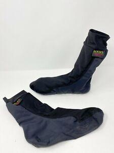 Men's GORE TEX ROCKY Black Fabric Socks Size 11 L