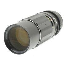 MICRO 4/3 fit 200mm (400mm) PRIME PORTRAIT LENS PANASONIC LUMIX - OLYMPUS PEN