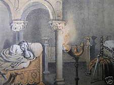 steendruk litho slaapsteden Nederland erfgoed 1874