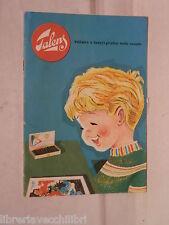 TALENS PITTURA E LAVORI PRATICI NELLE SCUOLE 1985 Catalogo Opuscoli Arte Scuola